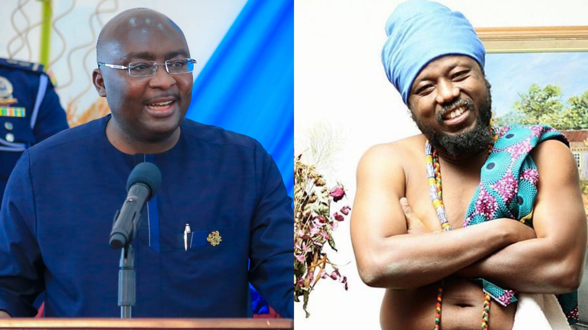 """""""Be grateful your mother died old because your negligence has killed many Ghanaian mothers"""" – Unsympathstic Blakk Rasta tells Bawumia"""