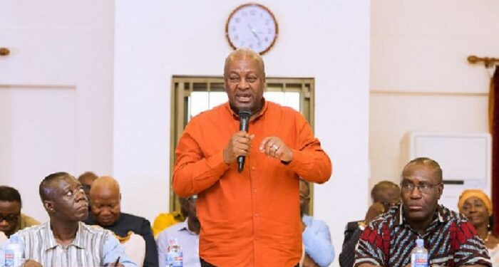 2024 election will be a do or die affair, we'll do everything to win it – Mahama forewarns [Video]