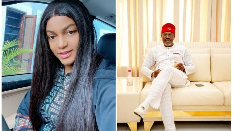 Queen Nwokoye Reacts To Man's Post As He Called On Kanayo O. Kanayo To Use Her For Money Rituals