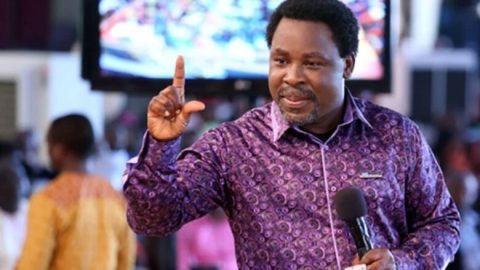 Some Leaders Of Late TB Joshua's Church, SCOAN, To Face The Law After Spending The Church's Money