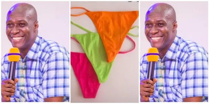Most Ghanaian ladies go to church without wearing panties – Prophet Kofi Oduro