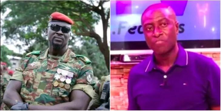 Captain Smart speaks doom amidst Guinea coup d'etat