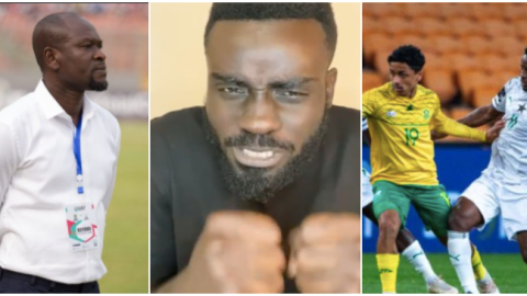 'How can you play 90mins without getting a single corner kick? – Man who lost huge bet blasts CK Akonnor