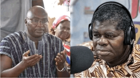 'Spend Bawumia's GHC50k gift wisely else you won't get some again' – Psalm Adjeteyfio advised