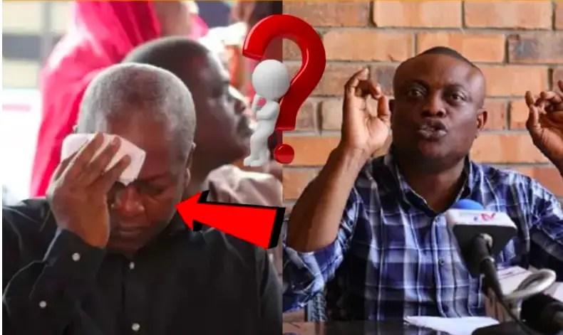 Mahama is Ghana problem