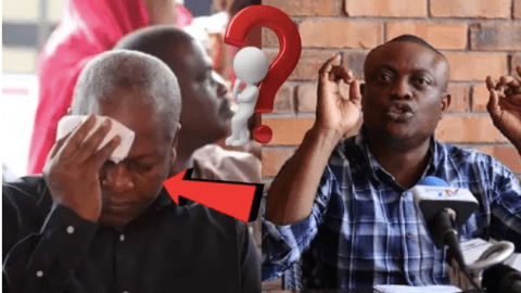 Mahama is becoming Ghana's biggest problem with his weird utterances – Maurice Ampaw