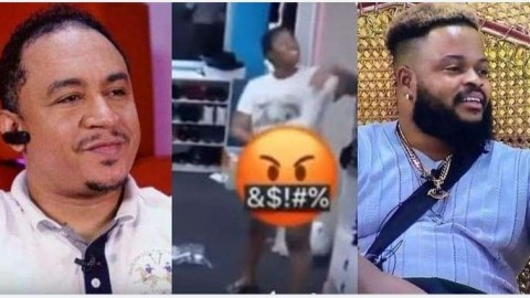 """Daddy Freeze Hails BBNaija's Whitemoney After Angel Showed Off Her 'Inner Private' On TV; Says """"The Sight Of A Whole Bushy Triangle Couldn't Entice Even Him"""""""
