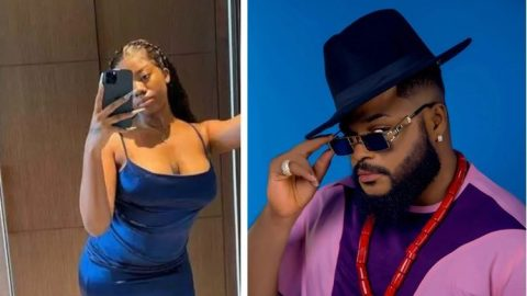BBNaija 2021: Whitemoney Reveals Angel Is Fake As He Claims She Does Everything For Clout