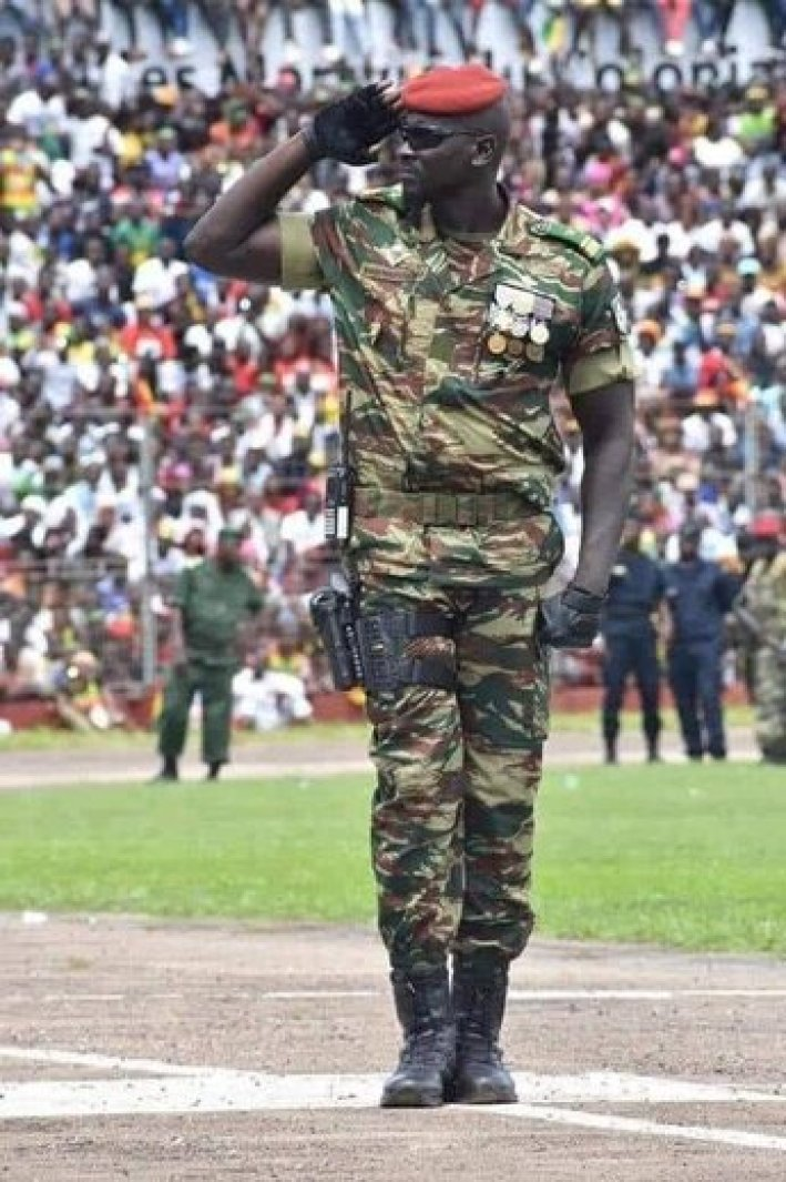 Guinea Coup: The betrayal story of how Alpaha Conde's army bodyguard, Mamady Doumbouya turned around to stage coup against his master