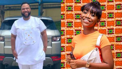 """""""Just Take My Heart Out Of My Chest"""" – Duncan Williams' Son  Publicly Confesses Deep Love For Gyakie"""