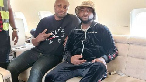Check Out Israel DMW's Reaction After Davido Lifted His Suspension [Video]
