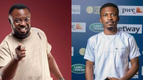 (+VIDEO) Clemento Suarez made me who I am today after discovering me – Jeneral Ntatia eulogizes fellow comedian