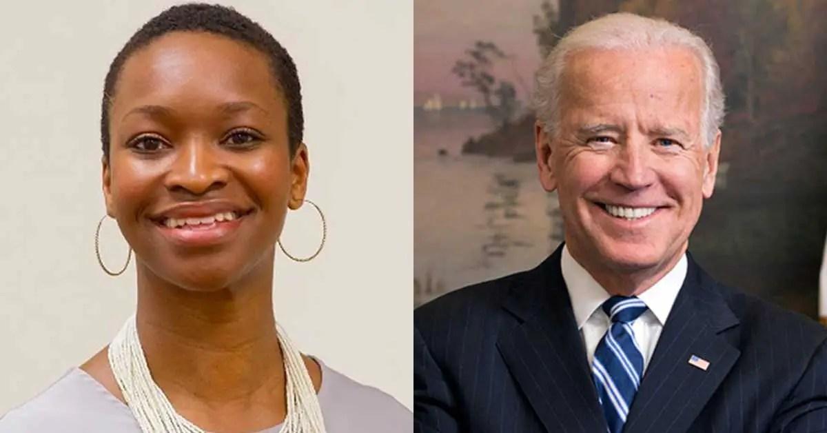 Ghanaian named by Joe Maame Ewusi Mensah Frimpong Biden as California judge