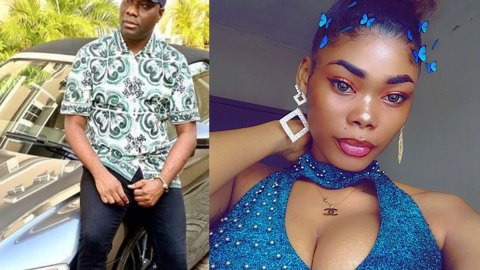 """Mompha Blasts Bobrisky's PA, Oye Kyme For Apologizing Via DM, Says """"After Saying Rubbish, You Now Want Peace"""""""
