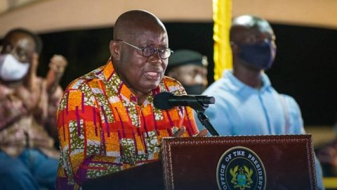 Full list of President Akufo-Addo's MMDCE nominees & their assemblies