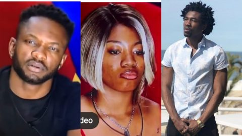 BBNaija 2021: It Was Childish Of You To Exchange Words With A 21 Year Old – Cross To Boma