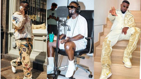 11 Times Sarkodie Proved He Is The King Of Fashion With Exceptional Taste(+PHOTOS)