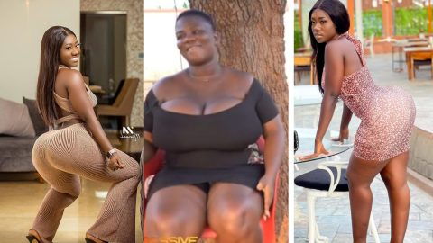 (+VIDEO) People With Big Melons Have Successfully Dethroned Those With Big Bortos – Actress Says