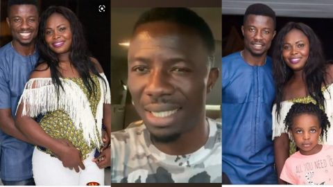 Kwaku Manu Reacts To Divorce And Cheating Rumors, Pleads With People To Stop Spreading Lies (+VIDEO)