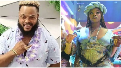 BBNaija 2021: Angel Reveals Something Is Off About Whitemoney As She Claims He's Fake