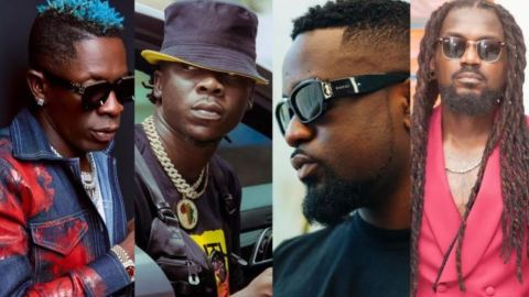 (+VIDEO) Shatta Wale gives vivid explanation why his collaboration with Stonebwoy, Sarkodie, others has delayed