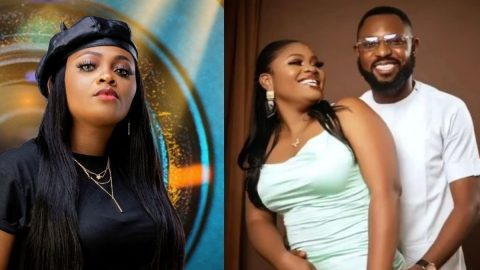 BBNaija 2021: Tega's Husband, AJ Money Claims His Wife Loves Him From The Depth Of Her Heart Despite The Scandals