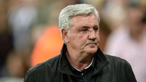 """""""They called me a fat waste of space, cabbage head"""" – Steve Bruce breaks down after Newcastle United sacking"""