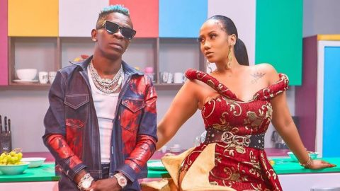 I Love You – Shatta Wale Shows His Lovely Relationship With Hajia4Real With A Love Message