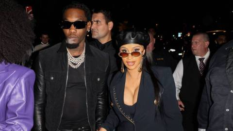 Offset buys wife, Cardi B a mansion as her 29th birthday present (Watch)