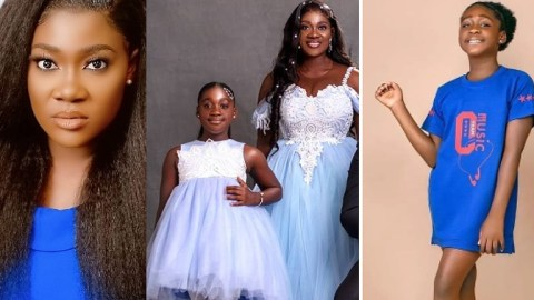 Mercy Johnson Debunks Claims Of Visiting Daughter's School With Thugs To Beat Up Teachers [Video]