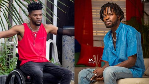 I left OGB Music without receiving a dime from the label – Fameye says it all in recent interview