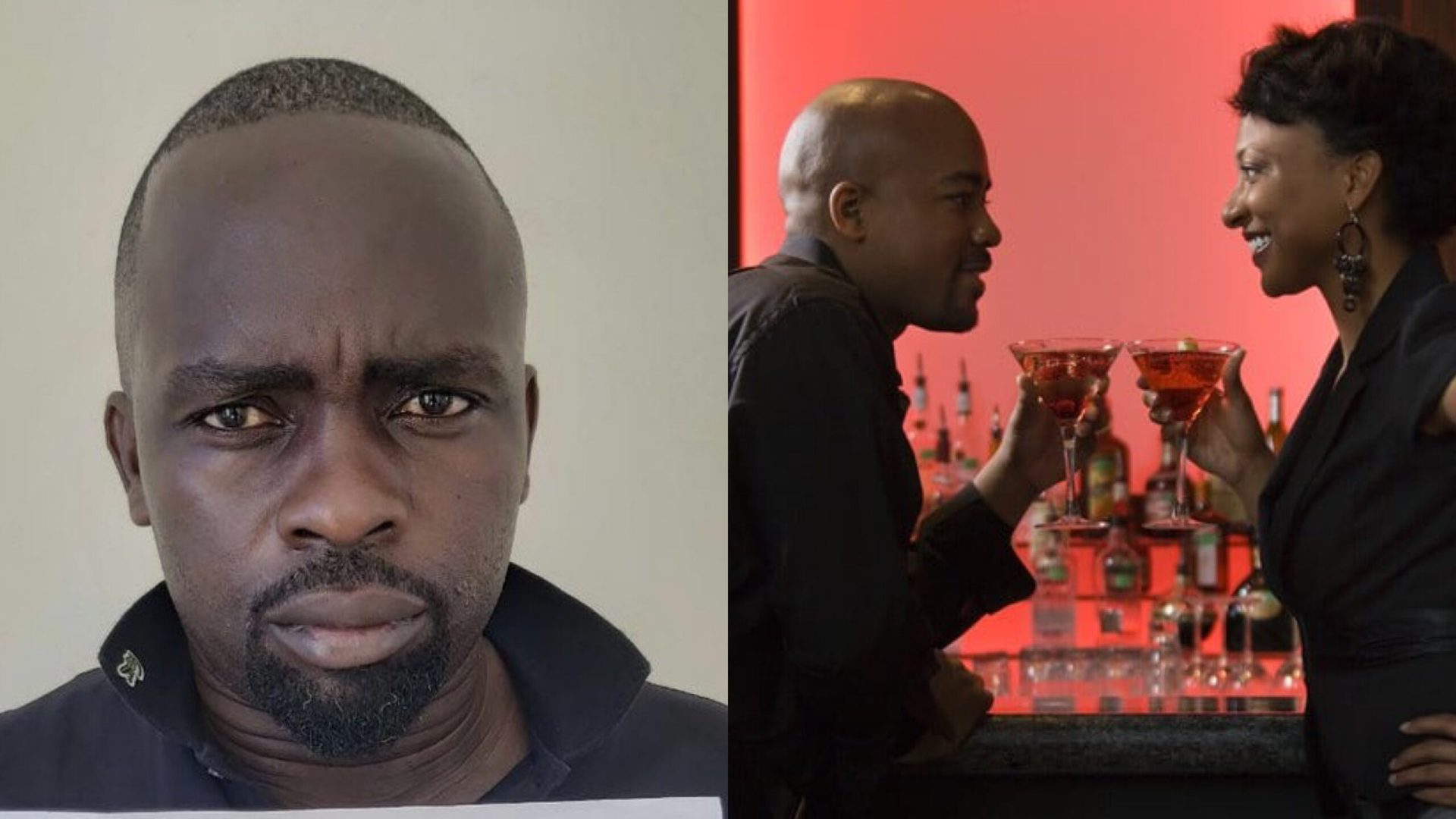 Man buys drink for lady at a bar, invites her to his house and kills her