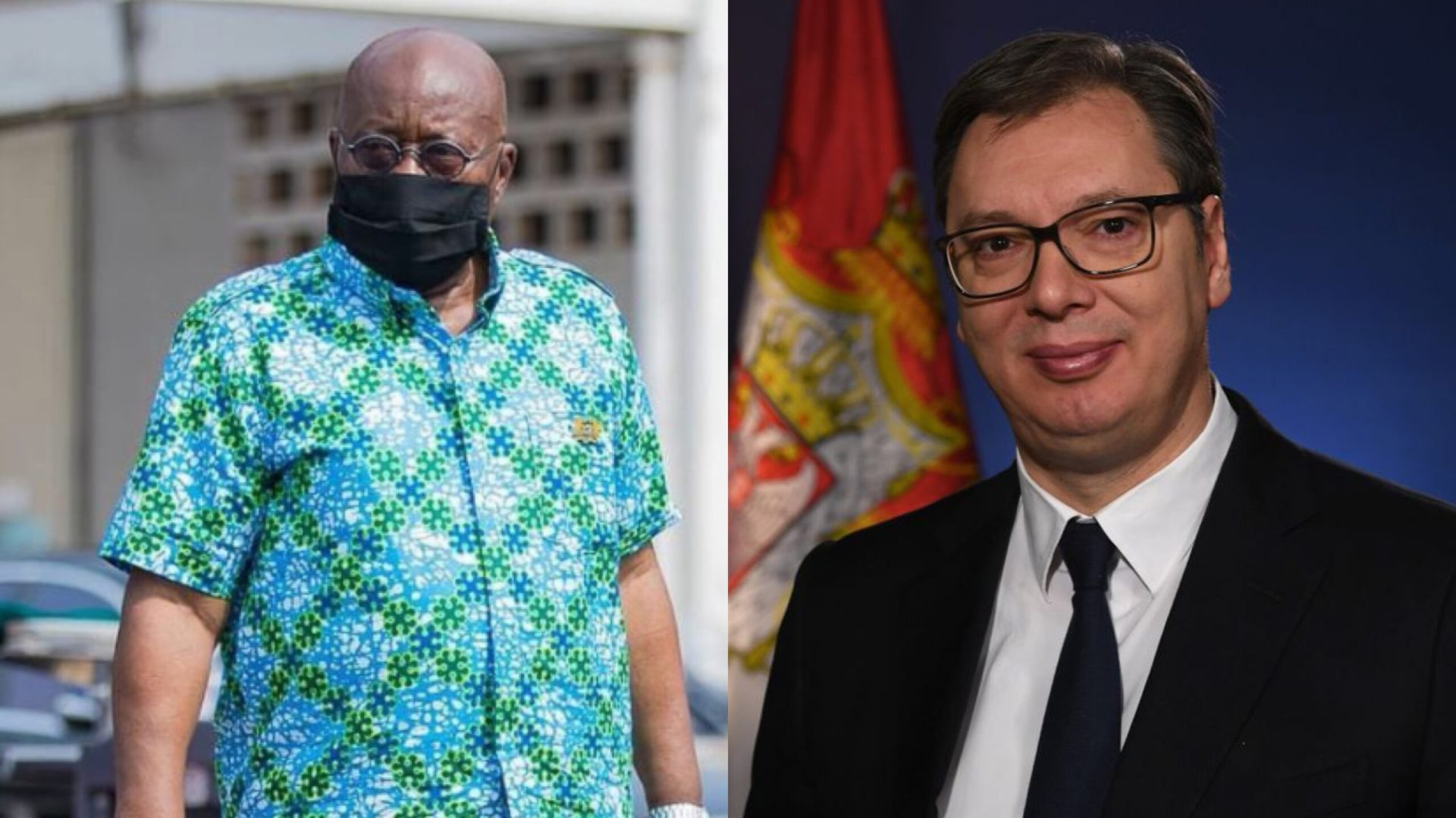 """Akufo-Addo is one of the wisest leaders in the world"" – President of Serbia Aleksandar Vučić"