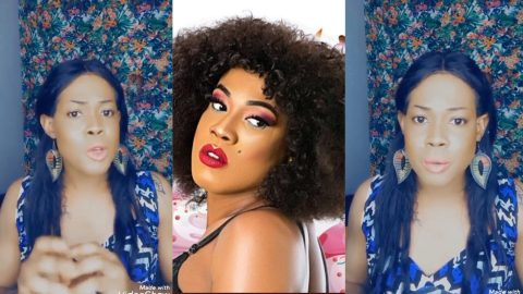 """""""Ghanaians did not appreciate my hit song 'Wo Fie"""" because they hate homosexuals"""""""" – Transgender artiste, Angel Maxinecries"""