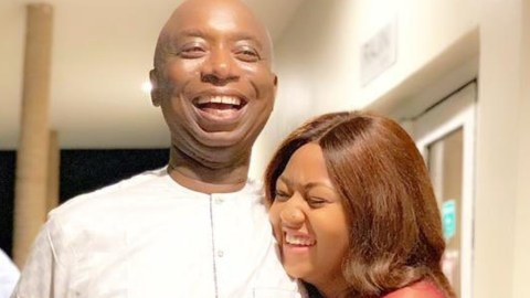 Regina Daniels Confirms She's Expecting Her Second Baby As She Shares Throwback Photo With Billionaire Husband