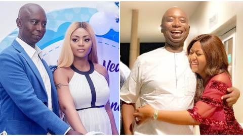 Billionaire, Ned Nwoko Reveals Why He Mostly Posts Photos Of Regina Daniels But Not Other Wives