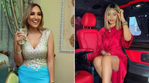 Actress, Regina Daniels' Co-wife, Laila Unfollows Her On Instagram As She Goes On Vacation With Billionaire Husband, Ned Nwoko