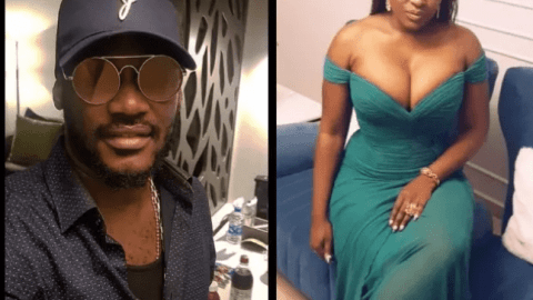 See Reactions As Tuface Idibia Breaks Silence After His Baby Mama, Pero Was Declared The First Wife