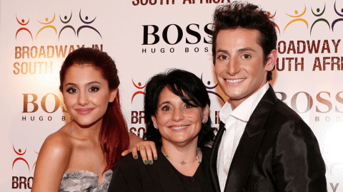 Who are Ariana Grande's parents? Get to know here
