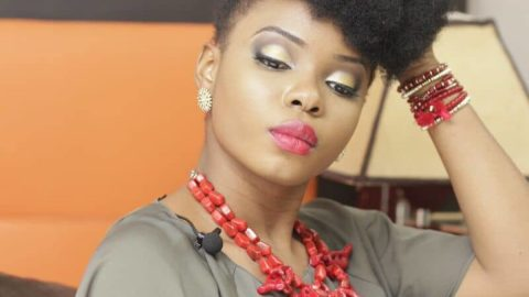 Yemi Alade Bemoans After Spending Her Hard-Earned Money On Customized Gold Teeth Grill