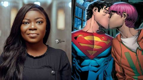 This is what happens when you abandon your folklore like Kwaku Ananse stories and the others – Afia Pokuaa reacts to new Superman Bisexual Cartoon