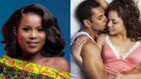 Your type of pleasure do you get from biting your spouses' n!pp.les during intercourse? – Berla Mundi ask Ghanaian men