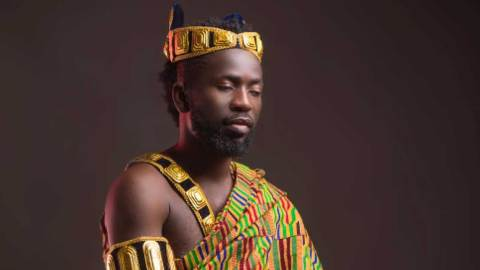 """""""Everything is possible"""" – Bisa Kdei on a Ghanaian musician filling the O2 Arena"""