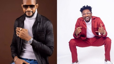 """Uche Maduagwu Blasts BBNaija's Boma Over Claim That People Should Hide Their Wives, Says """"You Lack Common Sense And Never Grow Up"""""""