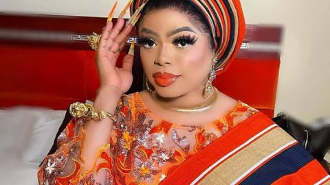 Check Out Leaked Video Of Bobrisky's Alleged 'Infected' Backside After Surgery