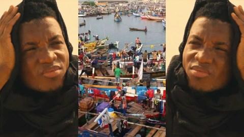 Kofi Kinaata is the reason why Fante dialect should be made an international language – Netizen says
