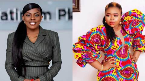"""""""I don't know if he takes me serious too"""" – Nana Aba Anamoah speaks about her current relationship after Adu Safowaa's exposé"""