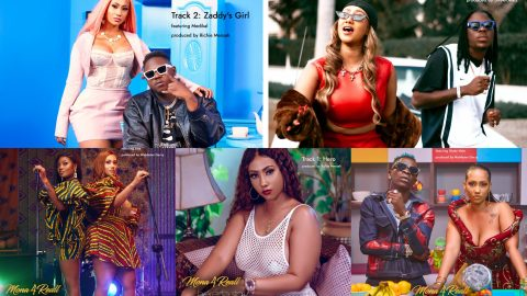Mona4Reall Features Stonebwoy, Efya, Medikal To Drop 7 Hit Songs – Check Them Out (+VIDEOS)