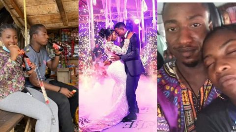All You Need Is One Woman- Couple Share Lovely Photos Of How Their Love Life Started (+Photos)