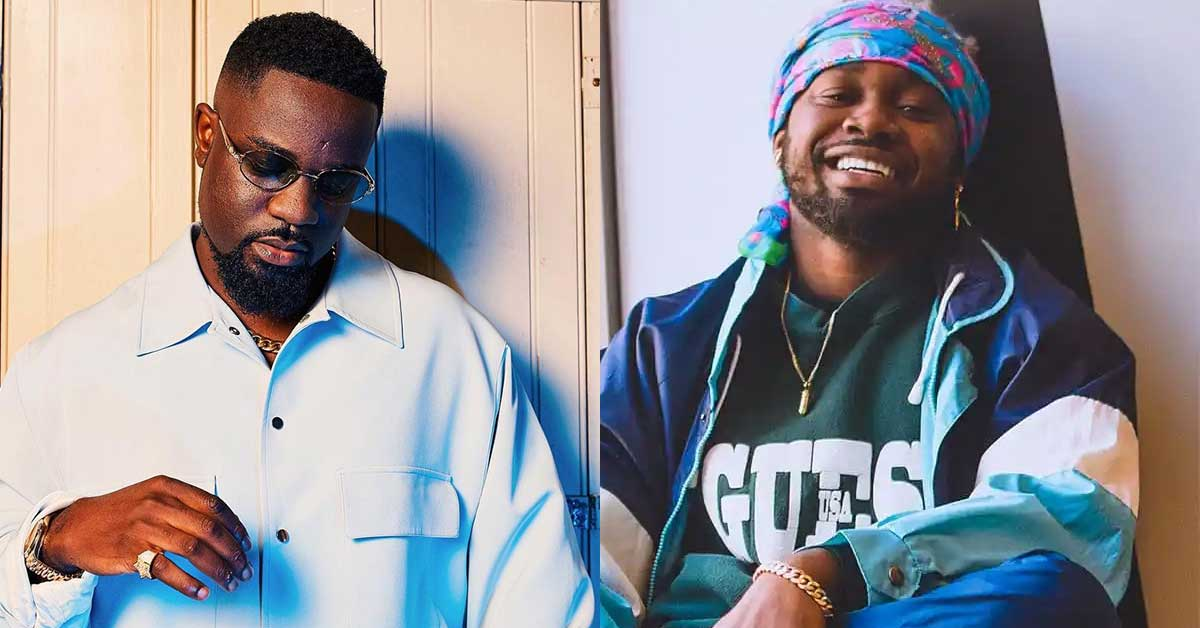 Jamaican artiste Kranium reveals his desire to share the same stage with Sarkodie